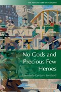Cover for No Gods and Precious Few Heroes