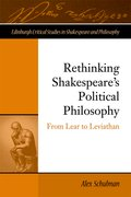 Cover for Rethinking Shakespeare