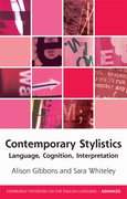 Cover for Contemporary Stylistics