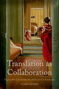 Cover for Translation as Collaboration