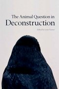 Cover for The Animal Question in Deconstruction