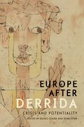 Cover for Europe after Derrida