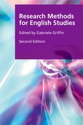 Cover for Research Methods for English Studies