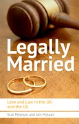 Cover for Legally Married