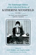 Cover for The Poetry and Critical Writings of Katherine Mansfield