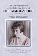 Cover for The Diaries of Katherine Mansfield