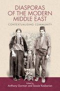 Cover for Diasporas of the Modern Middle East