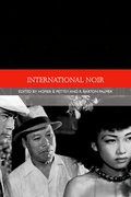 Cover for International Noir