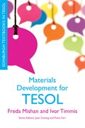 Cover for Materials Development for TESOL