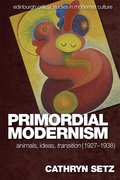 Cover for Primordial Modernism
