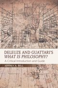 Cover for Deleuze and Guattari