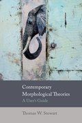 Cover for Contemporary Morphological Theories
