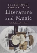 Cover for The Edinburgh Companion to Literature and Music