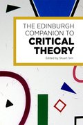 Cover for The Edinburgh Companion to Critical Theory
