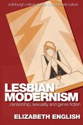 Cover for Lesbian Modernism