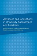 Cover for Advances and Innovations in University Assessment and Feedback
