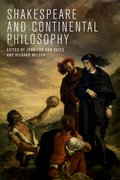 Cover for Shakespeare and Continental Philosophy