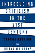 Cover for Introducing Criticism in the 21st Century