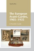 Cover for The European Avant-Gardes, 1905-1935