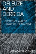 Cover for Deleuze and Derrida