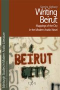 Cover for Writing Beirut