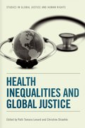 Cover for Health Inequalities and Global Justice