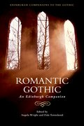Cover for Romantic Gothic