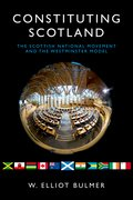 Cover for Constituting Scotland