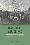 Cover for Imperial Muslims - 9780748697656