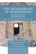 Cover for The Archaeology of Afghanistan