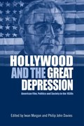 Cover for Hollywood and the Great Depression - 9780748699926