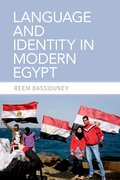 Cover for Language and Identity in Modern Egypt