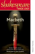 Cover for Shakespeare Made Easy - Macbeth