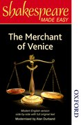 Cover for Shakespeare Made Easy - The Merchant of Venice