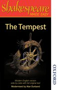 Cover for Shakespeare Made Easy - The Tempest