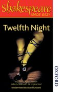 Cover for Shakespeare Made Easy - Twelfth Night