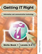 Cover for Getting IT Right - ICT Skills Students