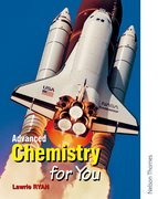 Cover for Advanced Chemistry for You
