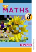Cover for Key Maths 8/1 Pupils