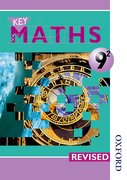 Cover for Key Maths 9/2 Pupils Book- Revised