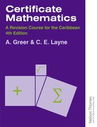 Cover for Certificate Mathematics - A Revision Course for the Caribbean