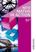 Cover for New Maths in Action S1/2 Pupil