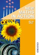 Cover for New Maths in Action S2/1 Pupil
