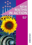 Cover for New Maths in Action S2/2 Pupil