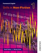 Cover for Nelson Thornes Framework English Skills in Non-Fiction 1