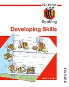 Cover for Nelson Spelling - Developing Skills Red Level