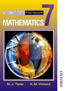 Cover for New National Framework Mathematics 7 Core Pupil