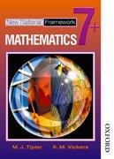 Cover for New National Framework Mathematics 7+ Pupil