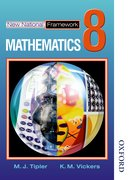 Cover for New National Framework Mathematics 8 Core Pupil
