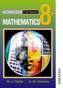 Cover for New National Framework Mathematics 8+ Pupil